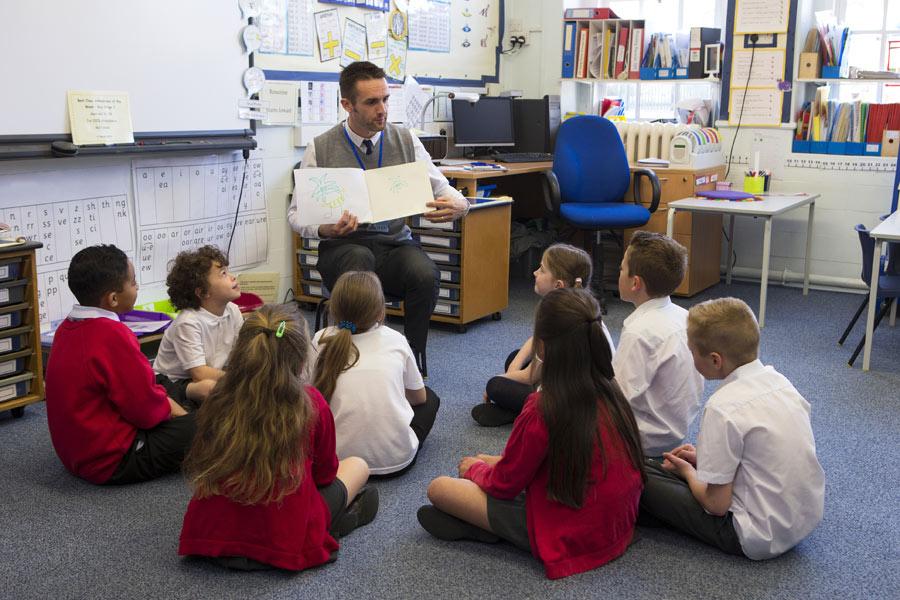 Carpet Time - Becoming a Teacher