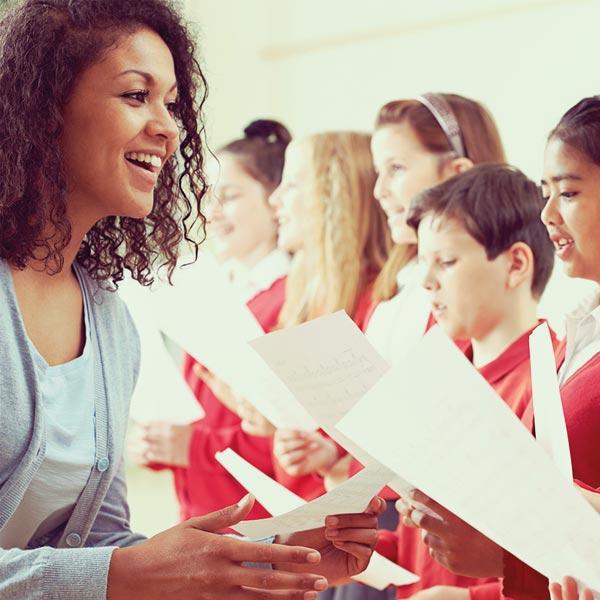 Music Class - Teaching Career